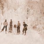 Divčibare - Skijaši