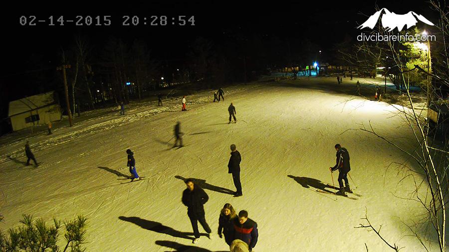 nocno skijanje
